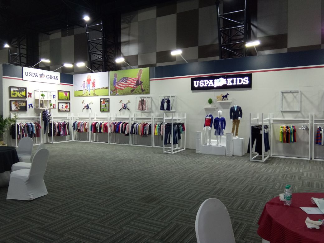 ACP Sign board designed and installed inside a popular Fashion Outlet in Chennai