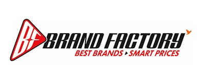 Official logo of Brand Factory