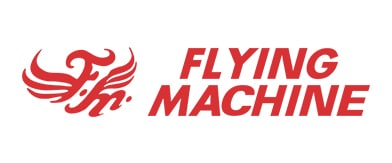 Official logo of Flying Machine