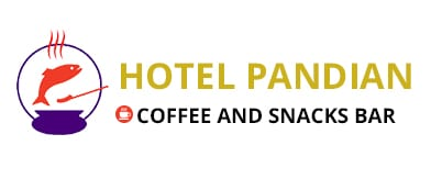 Official logo of Hotel Pandian