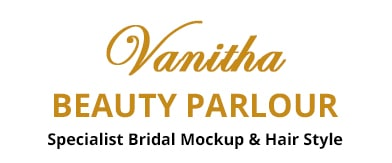 Official logo of Vanitha beauty parlour